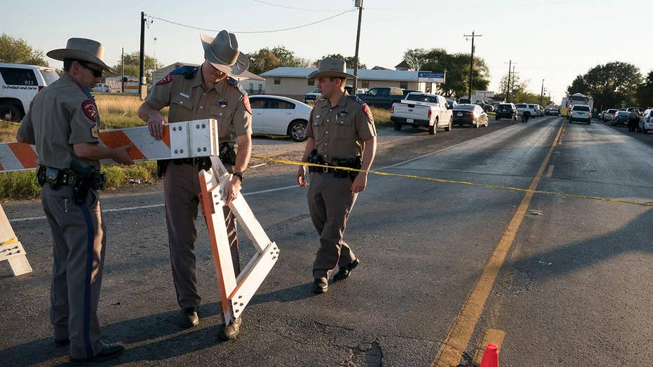 At least 26 dead in worst mass shooting in TX history