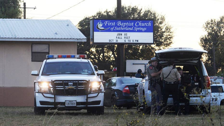 Should churches have armed security?