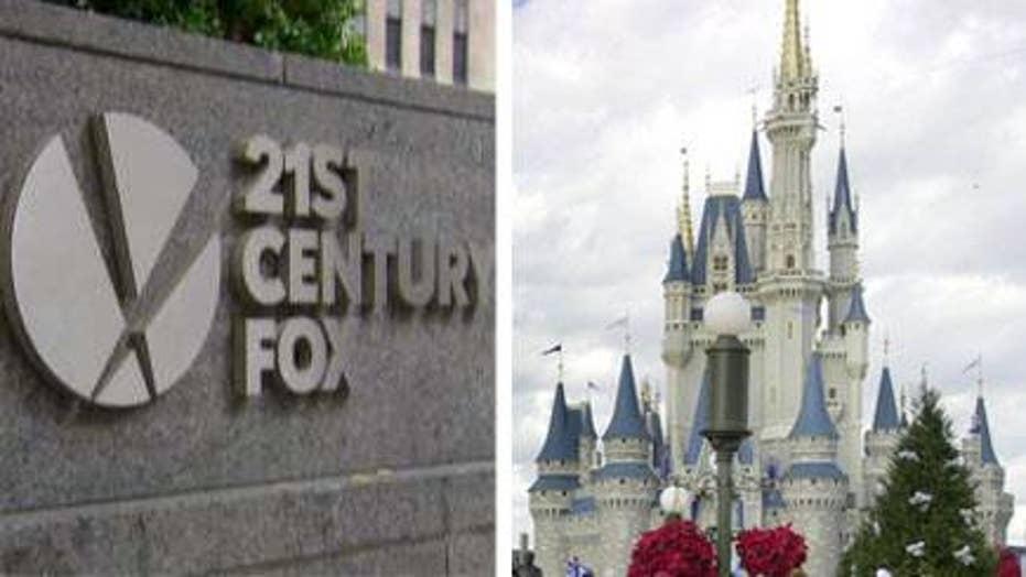 Report: 21st Century Fox recently held talks with Disney
