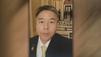 California Dem Ted Lieu say he would 'love to regulate' speech, bemoans US Constitution that prohibits him