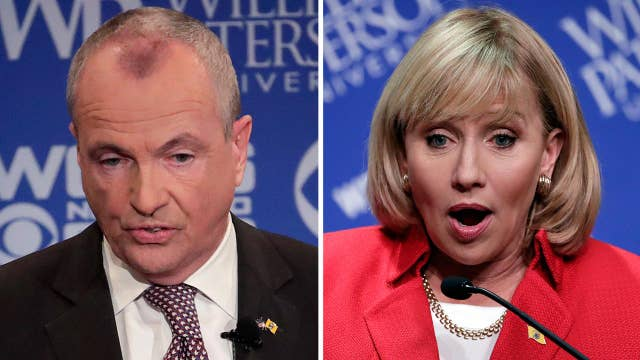 High-stakes race for next New Jersey governor