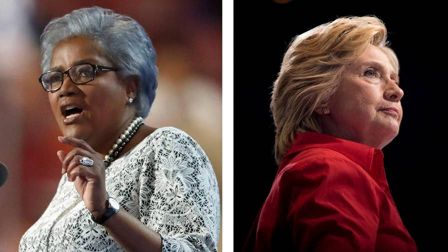 Has former interim DNC Chair Donna Brazile done Democrats a disservice with her new book on the ill-fated Clinton campaign or should her party thank her for seemingly liberating it from Hillary's grip? Tucker debates a former Clinton adviser. #Tucker