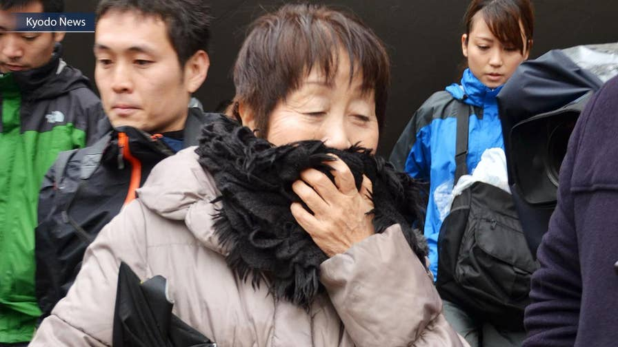 Raw video: Japanese court sentences Chisako Kakehi to hang for killing of husbands, lovers with cyanide.