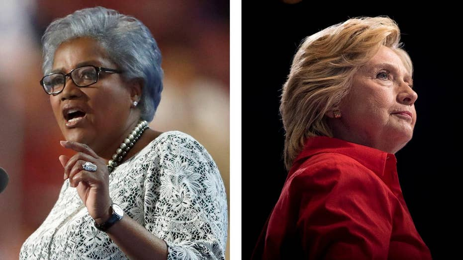 Brazile exposes deep Dem Clinton divide