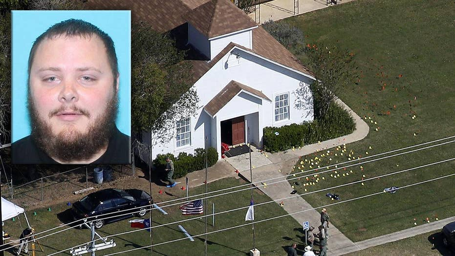 Texas shooter's extensive record of violence comes to light
