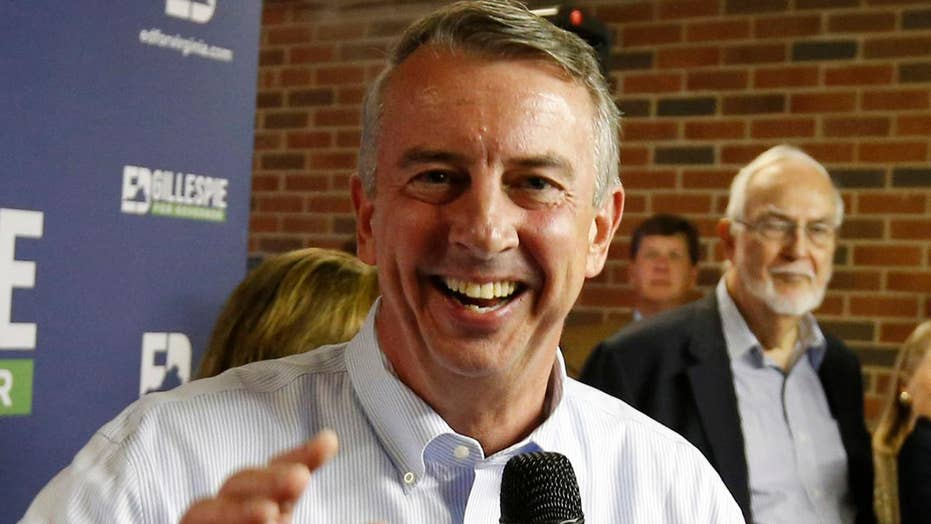 What would a Gillespie win in Virginia mean for Republicans?