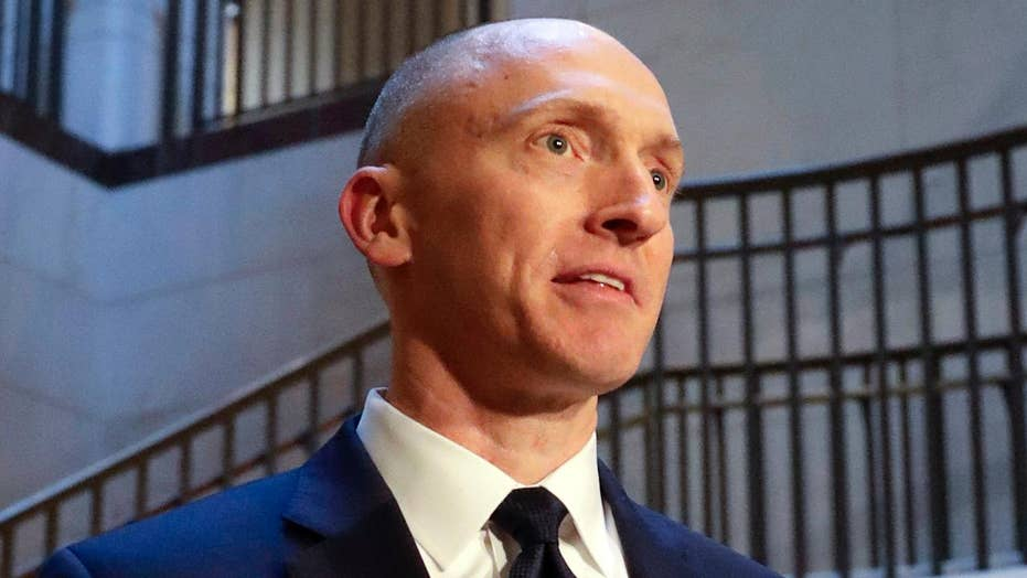 Carter Page testimony confirms contacts with Russians