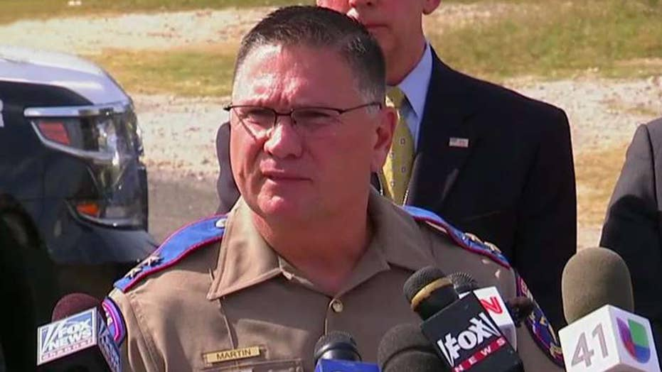 Texas officials: Shooting not motivated by religious beliefs
