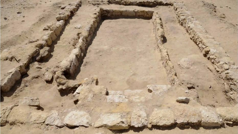 Ancient Egyptian gymnasium discovered by archaeologists