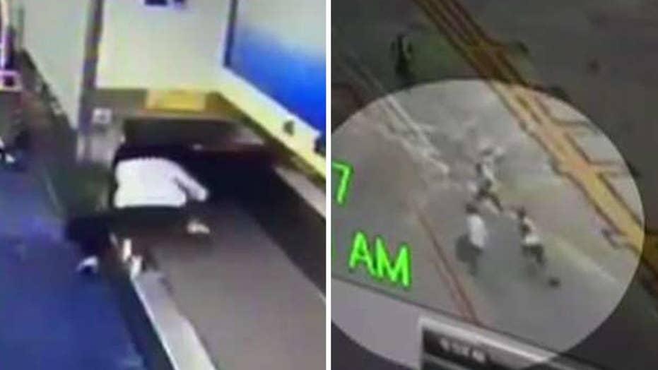 Man sneaks onto tarmac at Miami airport