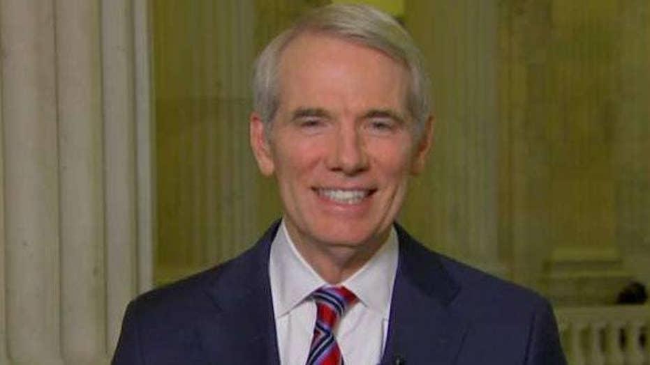 Sen. Portman on changes being made to GOP tax reform plan