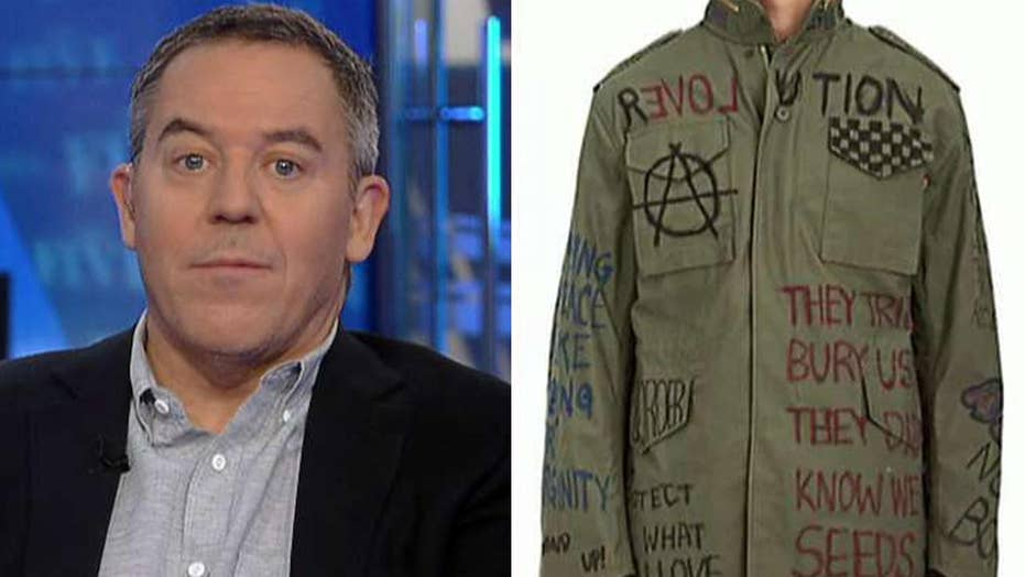 Gutfeld: The $400 'anarchy' jacket