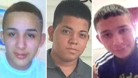 More than a dozen alleged members of the violent MS-13 gang, including a person believed to be an operation leader on the East Coast, were indicted by a grand jury in New York on Thursday, officials announced.