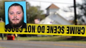 The church shooter escaped a mental health facility.