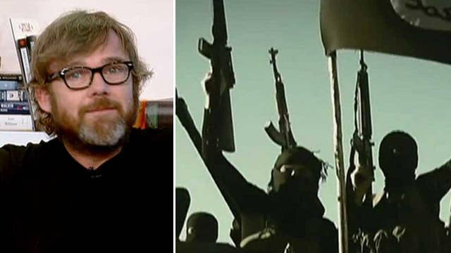 Ricky Schroder doc explores war against ISIS in Syria