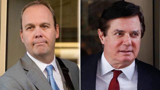 Federal judge issues gag order in Manafort, Gates case
