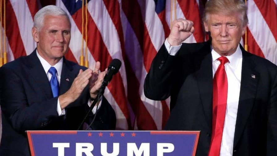 One year later, Michael Starr Hopkins, Democratic strategist and contributor to The Hill, relives Donald Trump's victory in the presidential election.