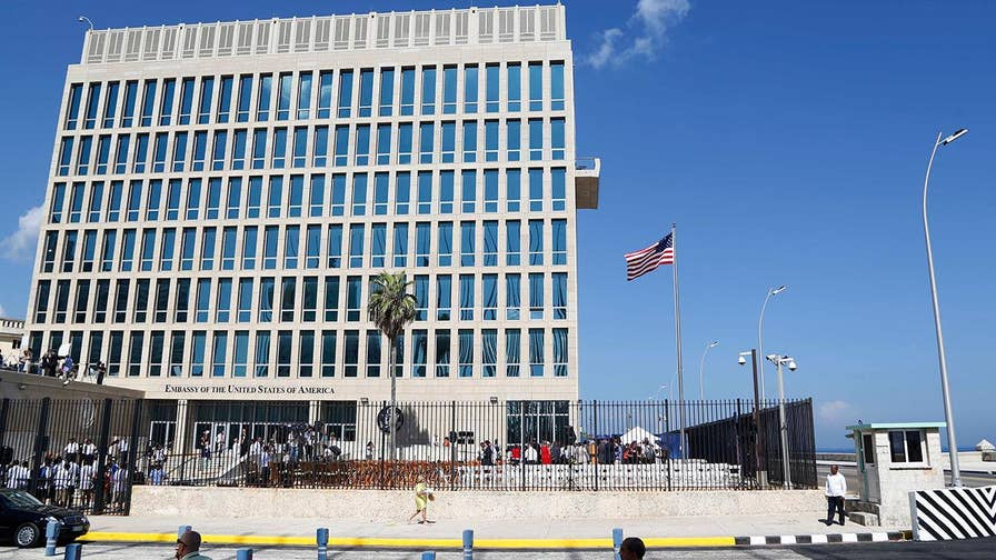 USA UU They are taking energetic measures on the island after the mysterious sonic attacks on US diplomats. UU; Rich Edson reports on & # 39; Special Report & # 39;