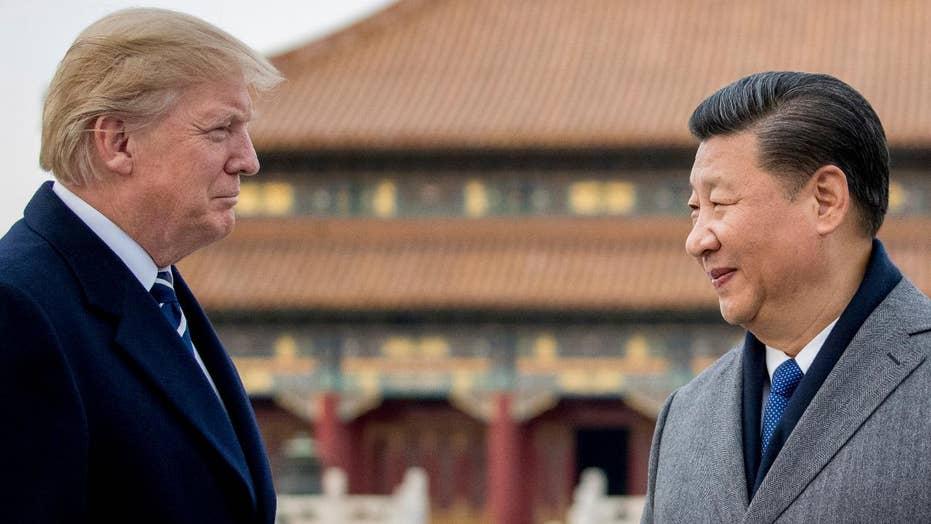 Gen. Jack Keane: Trump needs to push back on China
