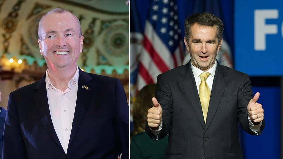 Virginia, New Jersey race results a warning for Republicans?