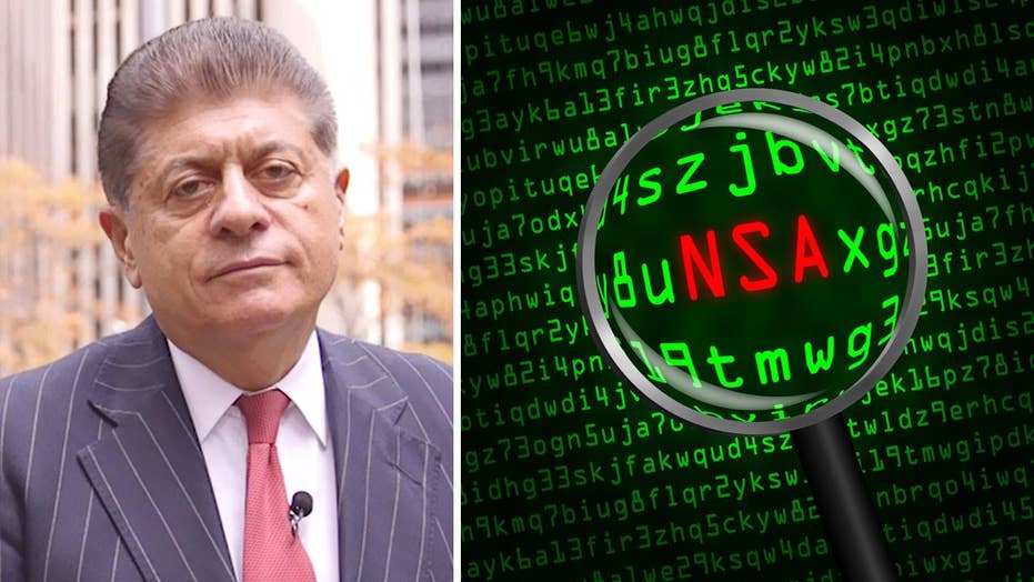 Napolitano: Too much spying is useless