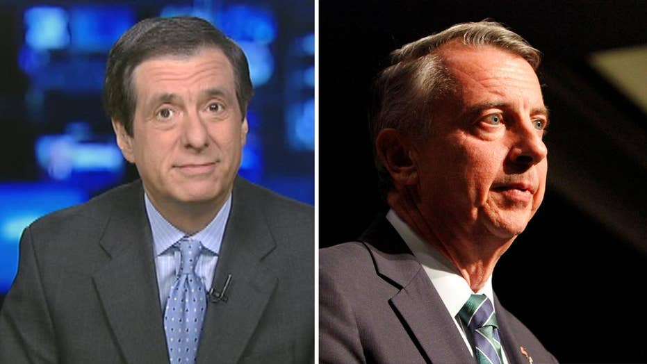 Kurtz: Why GOP faced uphill battle in Virginia