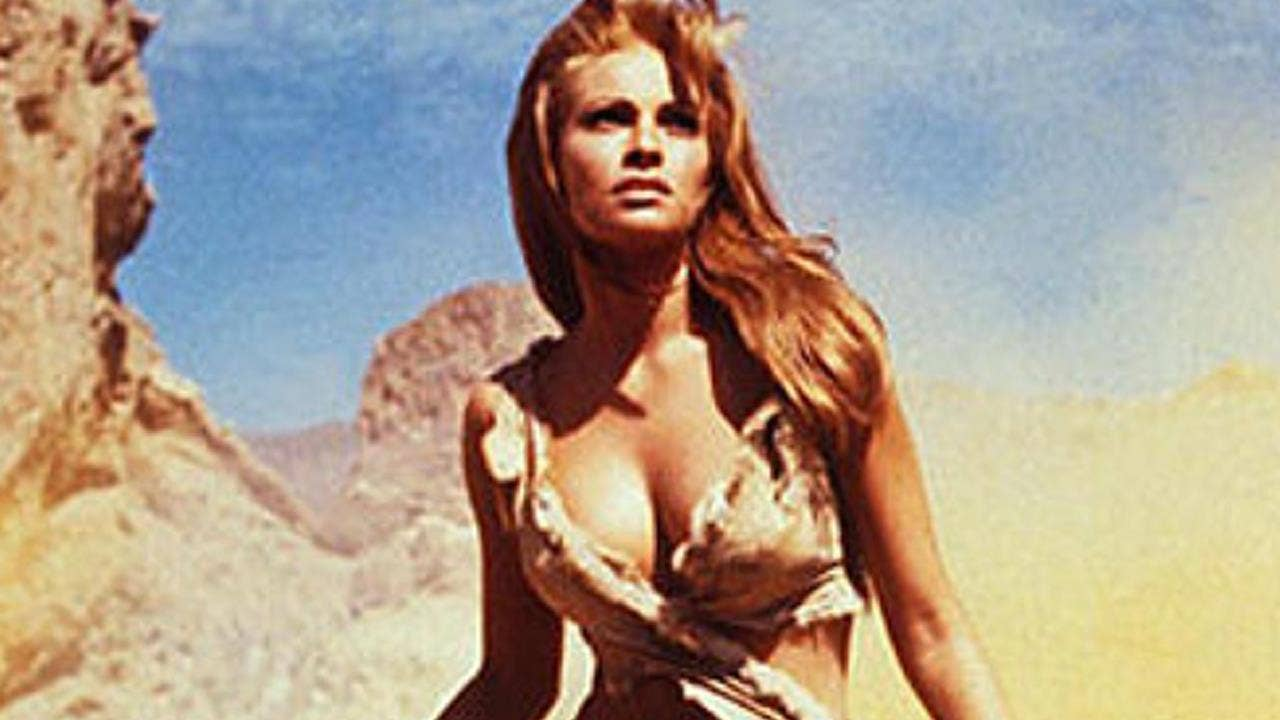 Raquel Welch recalls starring in 'One Million Years B.C.': 'I almost died'