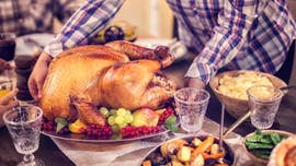 Health dangers of undercooking a Thanksgiving turkey