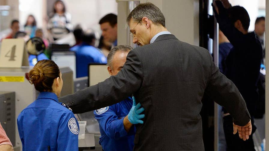 Undercover Homeland Security investigators were successful attempting to sneak mock knives, guns and explosives past TSA agents at airports around third-quarters of the time.
