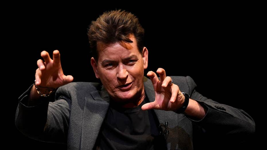 Charlie Sheen accused of raping late actor Corey Haim at age 13