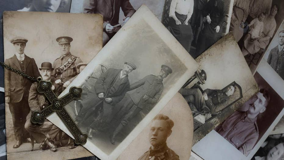 Veterans Day: Spirituality in the trenches during WWI