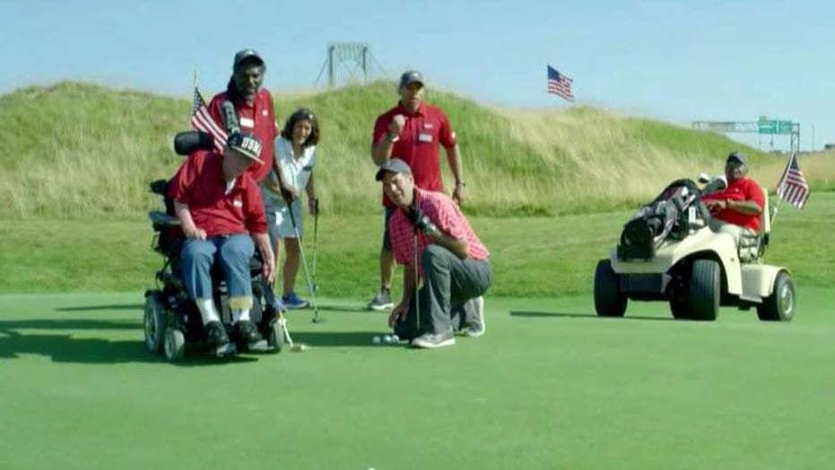 PGA's Hope Program helps veterans heal through golf