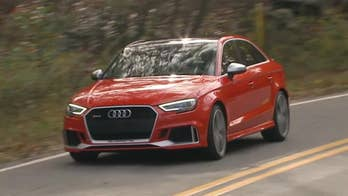 The Audi RS3 is the only four-door car powered by a five-cylinder engine, and FoxNews.com Automotive Editor Gary Gastelu says that's not the only thing that's odd about the $54,450 high performance machine.
