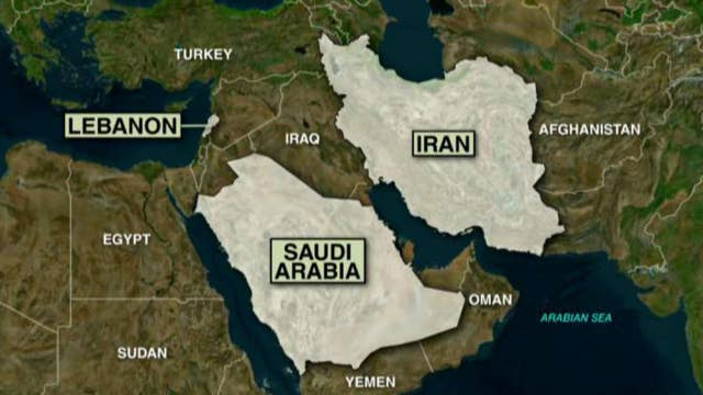 The United States Military Says The Missile Targeting The Saudis Has Iranian Markings Rich Edson