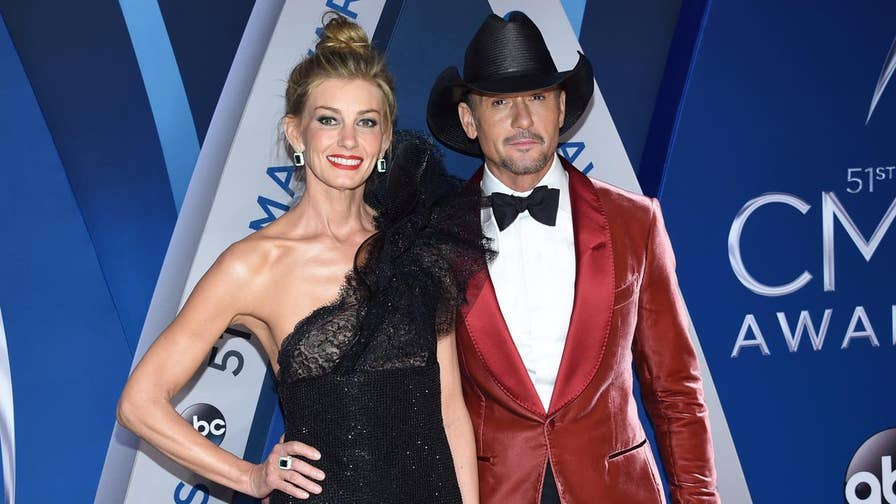 Fox411: Husband and wife power couple Tim McGraw and Faith Hill have called for gun control following last month's massacre at a Las Vegas country music festival that took the lives of 58 people.