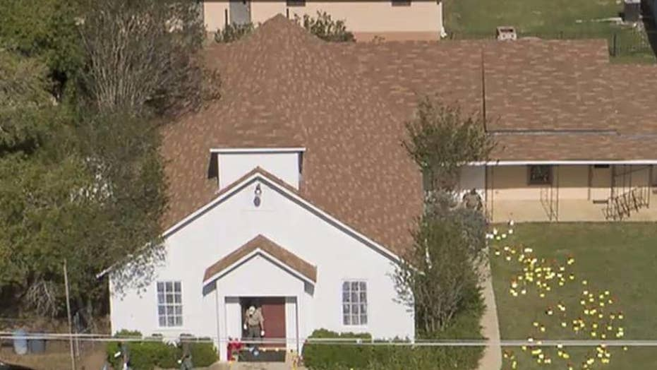 Air Force reviewing failure to report Texas shooter's past
