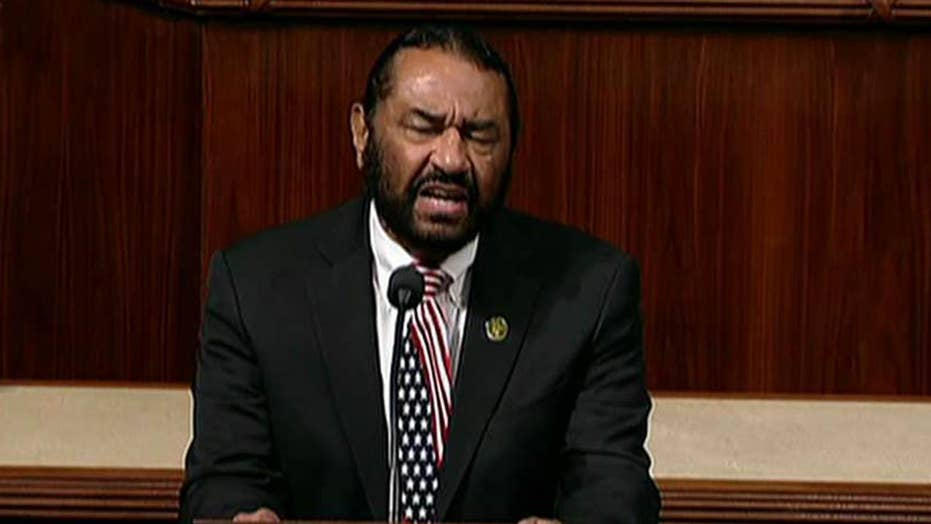 House Democrat demands Trump's impeachment by Christmas