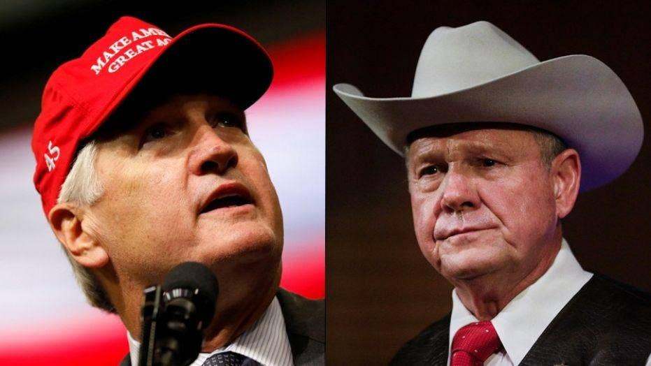 Write-in Strange? Why Republicans might be stuck with Moore