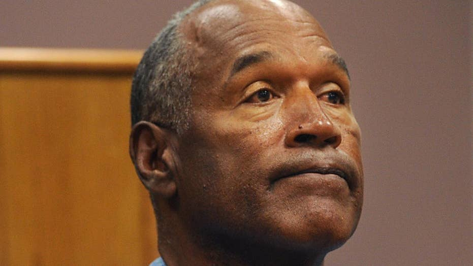 O.J. Simpson banned from Las Vegas casino