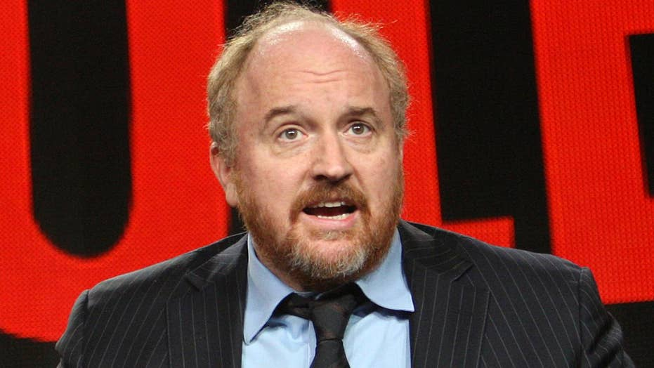 Louis C.K. admits sexual misconduct allegations are true