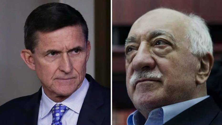 Mueller probing Flynn's contact with Turkish officials