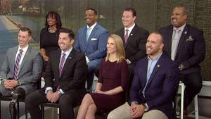'Fox & Friends' holds a Veterans Day panel.