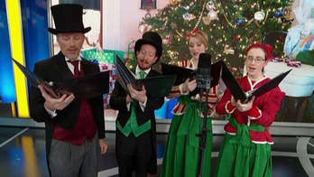 Dr. Cooper Lawrence explains on 'Fox & Friends,' visit www.TheChristmasCarolers.com to learn more about the carolers on the show.
