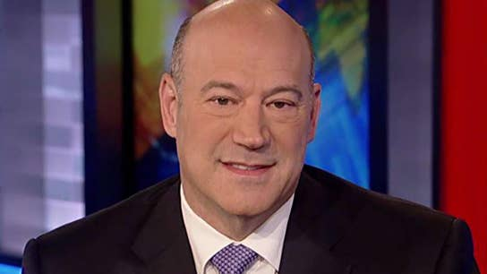 Gary Cohn talks tax reform expectations