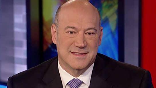 Gary Cohn talks tax reform expectations