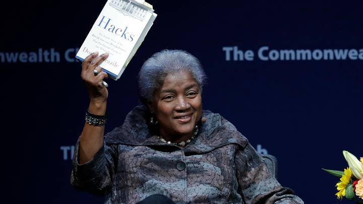 Brazile seems to distance herself from her 'rigged' claim