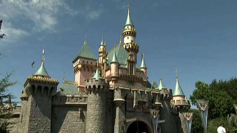 Disneyland linked to cases of Legionnaires' disease