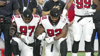 NFL repays billions in American taxpayers' dollars with a knee. No thanks