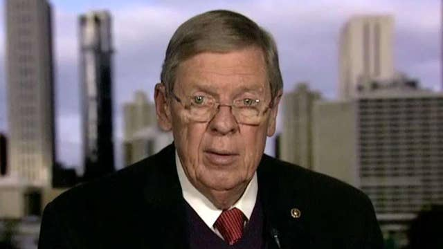 Johnny Isakson on Senate, House tax proposals