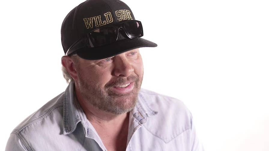 Fox411 Country: Toby Keith talks 'The Bus Songs,' and why he won't smoke weed with Willie Nelson.